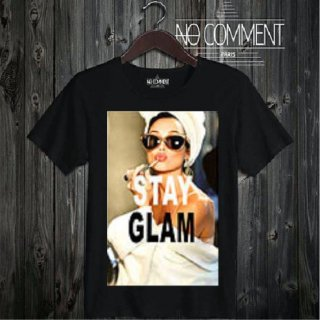 <img class='new_mark_img1' src='//img.shop-pro.jp/img/new/icons13.gif' style='border:none;display:inline;margin:0px;padding:0px;width:auto;' />tendance stay glam |  T-SHIRTS