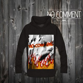 HOOD MENS JP burning logo