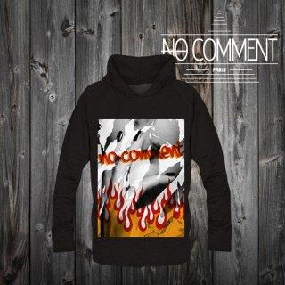 HOOD MENS JP burning logo