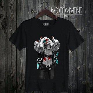 T-SHIRT M-CREW JP mesh hiphop