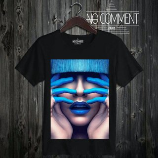 <img class='new_mark_img1' src='https://img.shop-pro.jp/img/new/icons60.gif' style='border:none;display:inline;margin:0px;padding:0px;width:auto;' />T-SHIRT M-CREW JP blue finger
