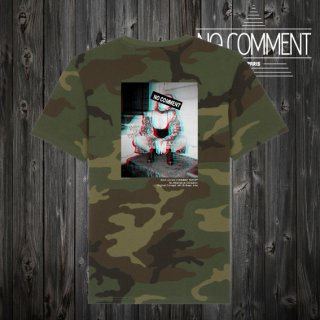 T-SHIRT UNISEX CAMO JP sitting photo