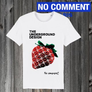T-SHIRT UNISEX JP strawberry mono