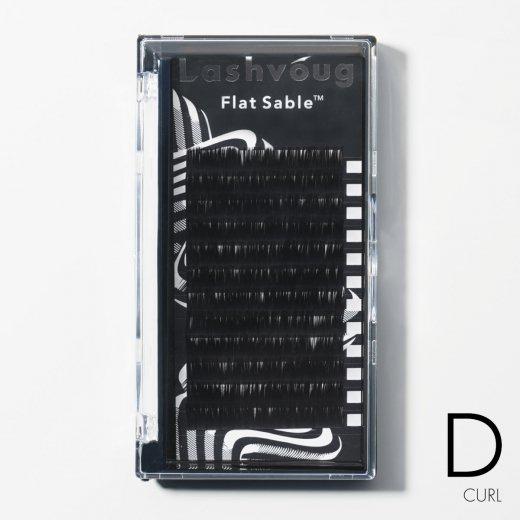 フラットセーブル/Dカール /0.15,0.20mm(8~13mm)