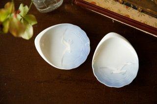 シーガル オイスターパッド(プレーン)豆皿2枚セット