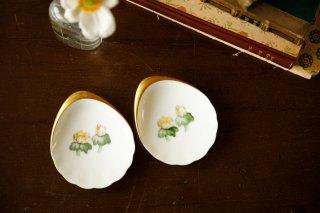 エランティス オイスターパッド豆皿2枚セット