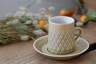 Relief(レリーフ)コーヒーカップ&ソーサー