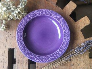 クイストゴー Cordial Palet(コーディアル パレット)パープル 深皿