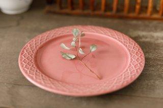 クイストゴー Cordial Palet(コーディアル パレット)ピンク 21cm ランチプレート