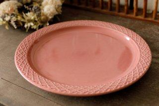 クイストゴー Cordial Palet(コーディアル パレット)ピンク 大皿29cm