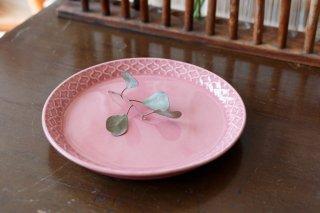 クイストゴー Cordial Palet(コーディアル パレット)ピンク ケーキプレート�