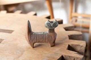 Lisa Larson (リサラーソン) Lilla Zoo  ネコの置き物