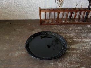 クイストゴー Cordial Palet(コーディアル パレット)ブラック ケーキプレート