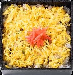 祝膳用ちらし寿司