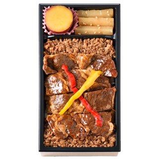 鹿児島黒豚ロースステーキ弁当