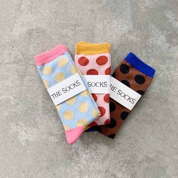【THESOCKS】 Maru  3Color