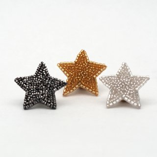 Star Pins -2colors-