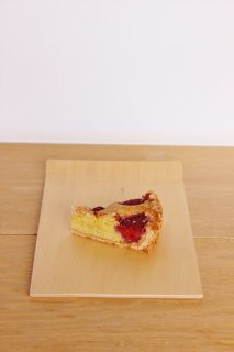 Strawberry Cramble Tart