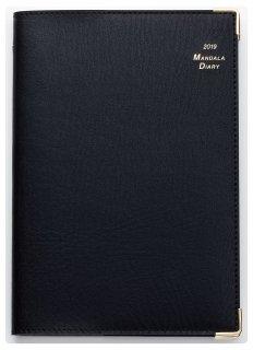 2019年マンダラ手帳(A5サイズ ブラック)