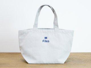 Fika オリジナルトートバッグ  【ライトグレー】