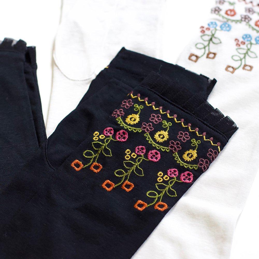 花の刺繍 イメージ