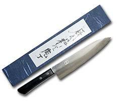 越前加茂工房 牛刀(刃長 195mm)