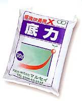 【土粒状散布剤】 環境改善用X 底力