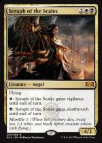 秤の熾天使/Seraph of the Scales(RNA)【英語】