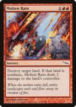 溶鉄の雨/Molten Rain(MRD)【英語】