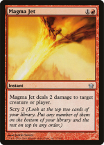 マグマの噴流/Magma Jet(5DN)【英語】