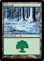 冠雪の森/Snow-Covered Forest(CSP)【日本語】