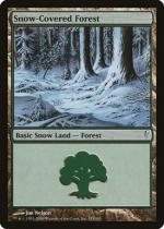 冠雪の森/Snow-Covered Forest(CSP)【英語】