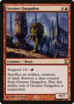 大いなるガルガドン/Greater Gargadon(TSP)【英語】
