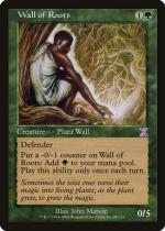 根の壁/Wall of Roots(TSB)【日本語】