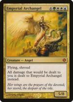 浄火の大天使/Empyrial Archangel(ALA)【英語】