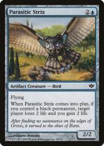 寄生的な大梟/Parasitic Strix(CON)【英語】