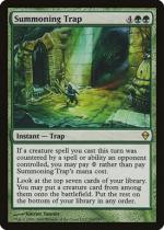 召喚の罠/Summoning Trap(ZEN)【英語】