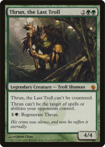 最後のトロール、スラーン/Thrun, the Last Troll(MBS)【英語】