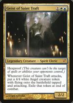 聖トラフトの霊/Geist of Saint Traft(ISD)【英語】