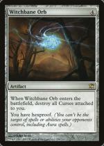 魔女封じの宝珠/Witchbane Orb(ISD)【英語】