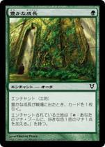 豊かな成長/Abundant Growth(AVR)【日本語】