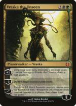 見えざる者、ヴラスカ/Vraska the Unseen(RTR)【英語】