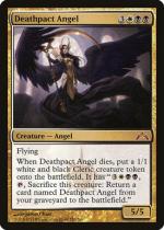 死盟の天使/Deathpact Angel(GTC)【英語】