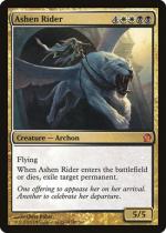 灰燼の乗り手/Ashen Rider(THS)【英語】