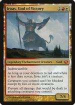 勝利の神、イロアス/Iroas, God of Victory(JOU)【英語】