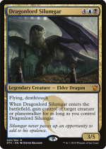 龍王シルムガル/Dragonlord Silumgar(DTK)【英語】
