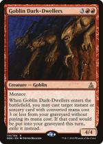ゴブリンの闇住まい/Goblin Dark-Dwellers(OGW)【英語】