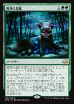 異界の進化/Eldritch Evolution(EMN)【日本語】