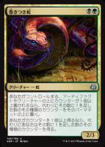 巻きつき蛇/Winding Constrictor(AER)【日本語】