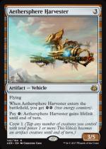 霊気圏の収集艇/Aethersphere Harvester(AER)【英語】